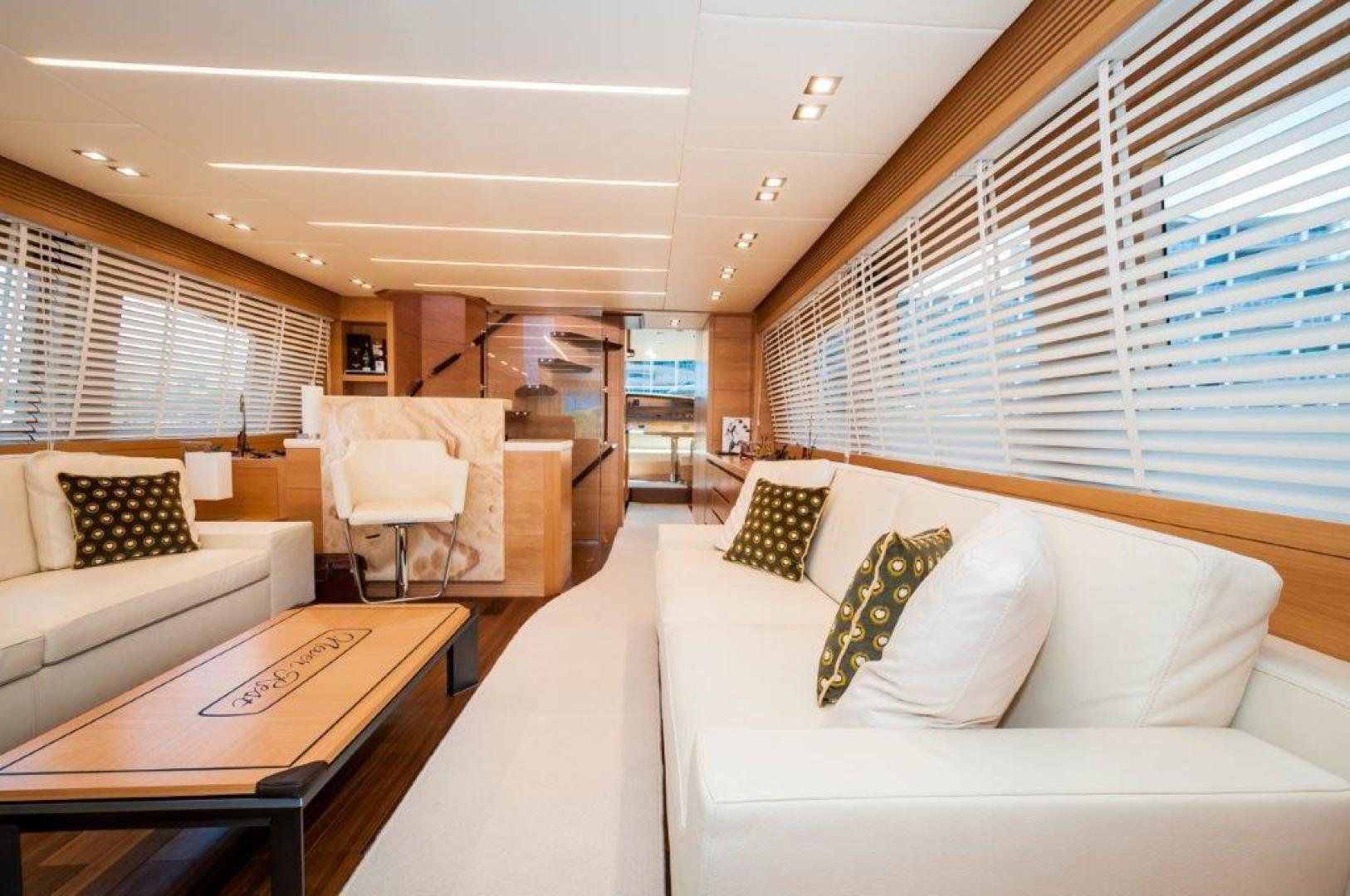 Maiora-84 Motor Yacht 2015-Never Rest SANDESTIN-Florida-United States-2015 Maiora 84 Motor Yacht Salon Never Rest-720547 | Thumbnail