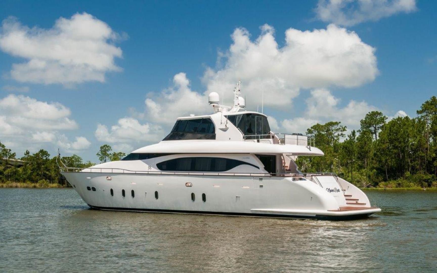 Maiora-84 Motor Yacht 2015-Never Rest SANDESTIN-Florida-United States-2015 Maiora 84 Motor Yacht-720526 | Thumbnail