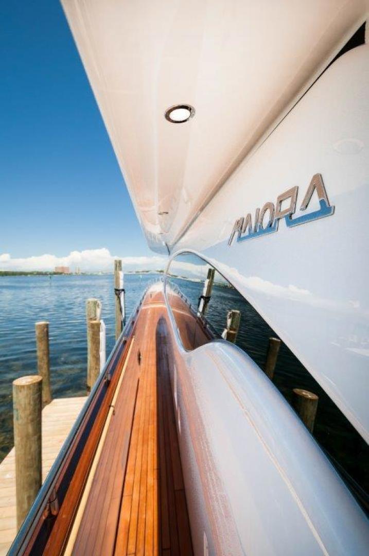 Maiora-84 Motor Yacht 2015-Never Rest SANDESTIN-Florida-United States-2015 Maiora 84 Motor Yacht Port Side Never Rest-720543 | Thumbnail