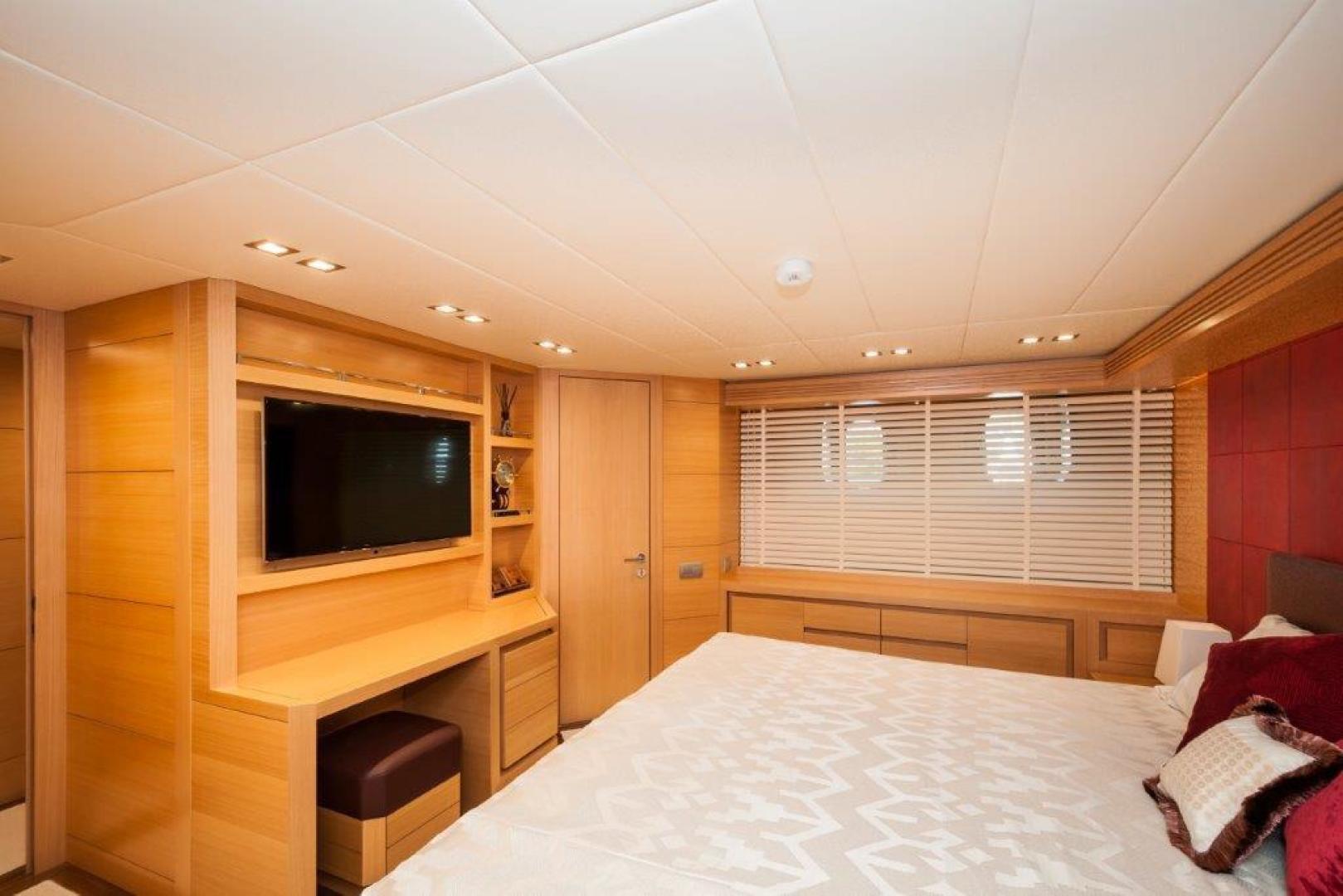 Maiora-84 Motor Yacht 2015-Never Rest SANDESTIN-Florida-United States-2015 Maiora 84 Motor Yacht Master Stateroom Never Rest-720559 | Thumbnail