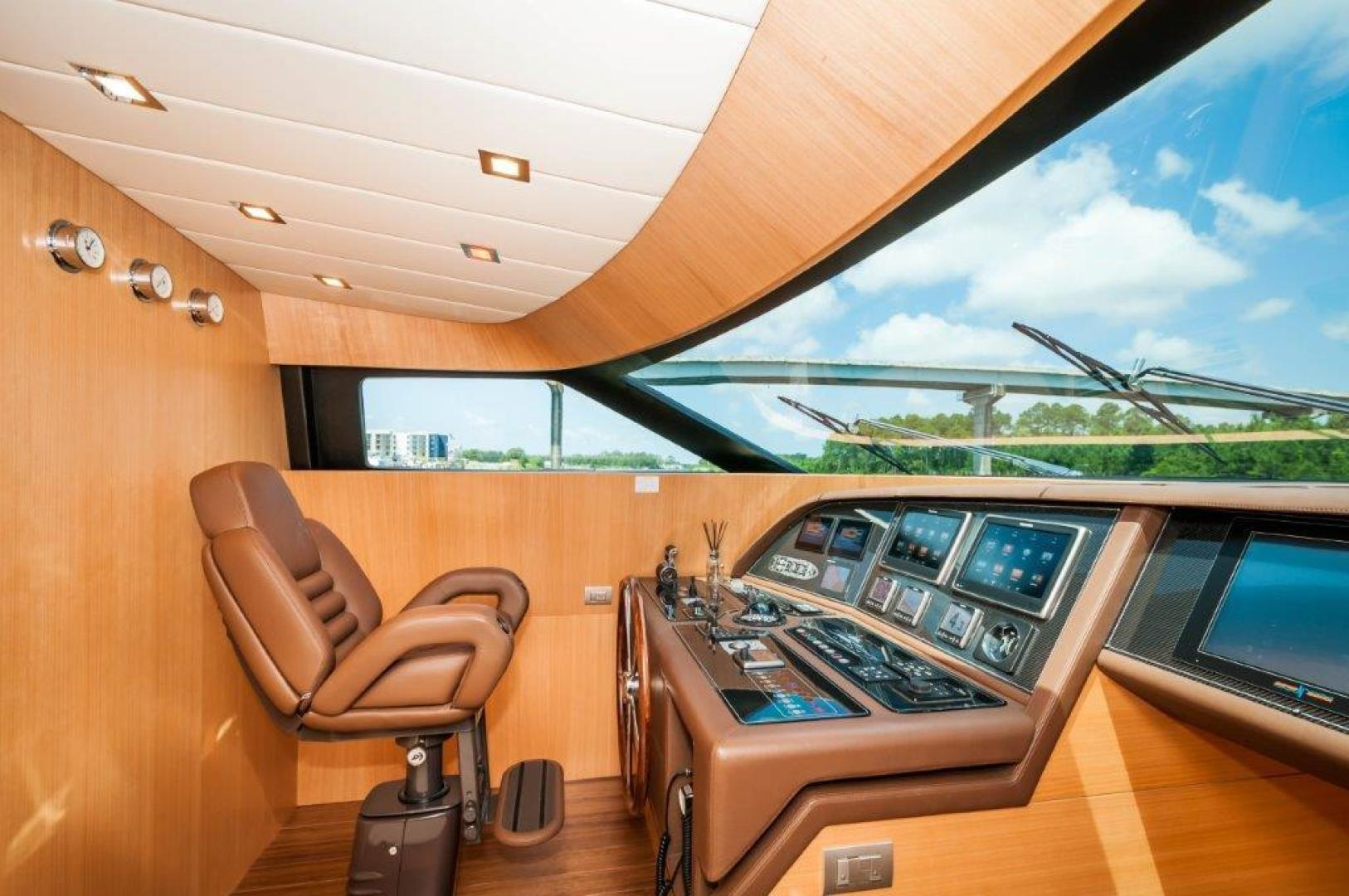 Maiora-84 Motor Yacht 2015-Never Rest SANDESTIN-Florida-United States-2015 Maiora 84 Motor Yacht Pilot House  Never Rest-720606 | Thumbnail