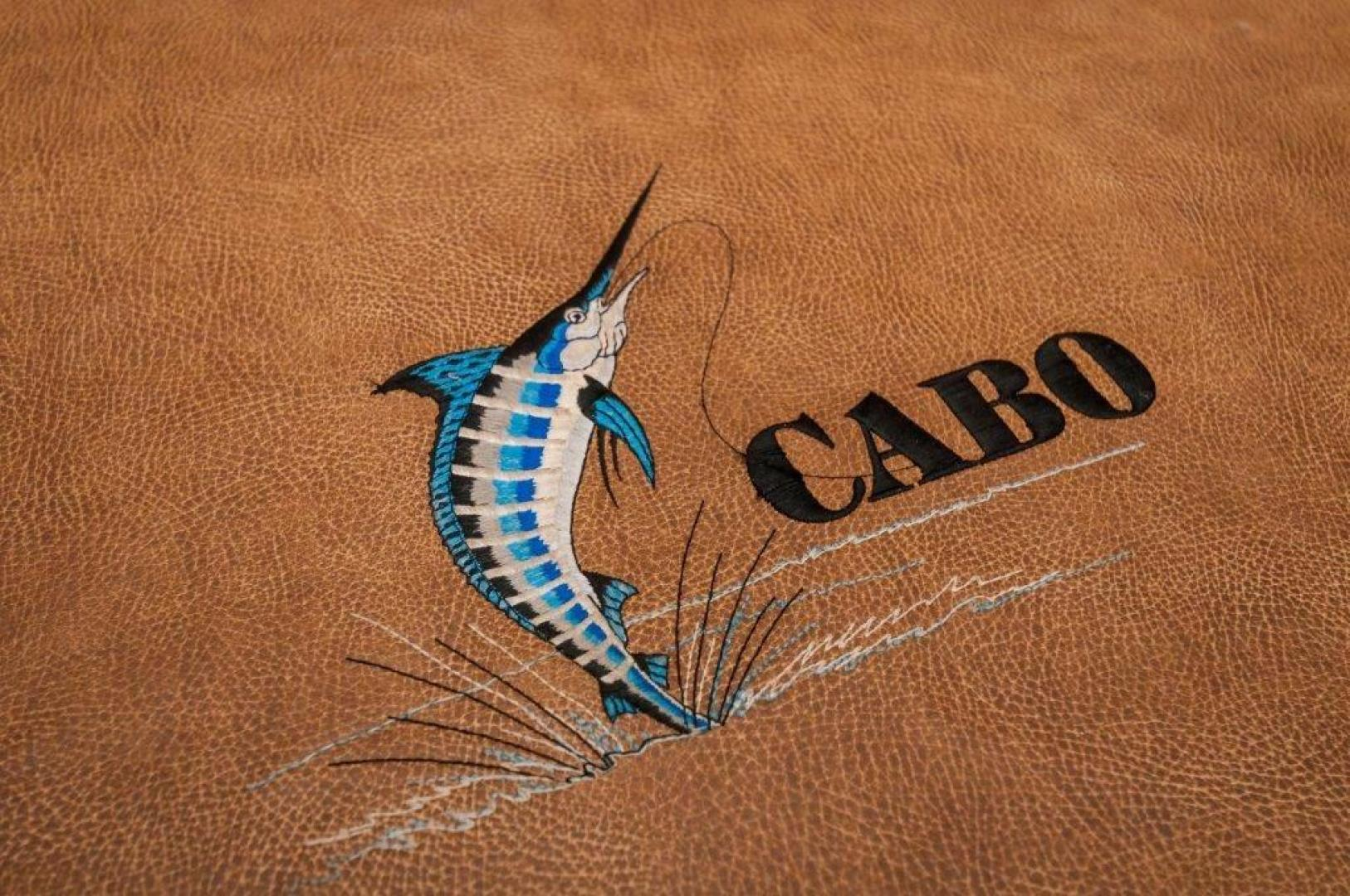 Cabo-45 Express Los Suenos Edition 2008-SEA JS PASSION Panama City-Florida-United States-2008 45 Cabo Express Sea Js Passion Cabo Logo-714882 | Thumbnail