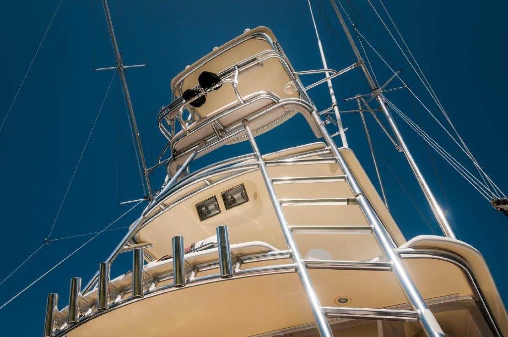 Cabo-45 Express Los Suenos Edition 2008-SEA JS PASSION Panama City-Florida-United States-2008 45 Cabo Express Sea Js Passion Tower-714892 | Thumbnail