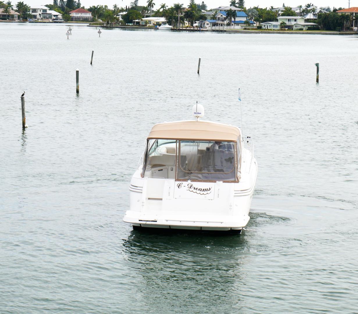 Cruisers-3870 Express 2000-CDreams Destin-Florida-United States-2000 38 Cruisers CDreams Transom-716053 | Thumbnail