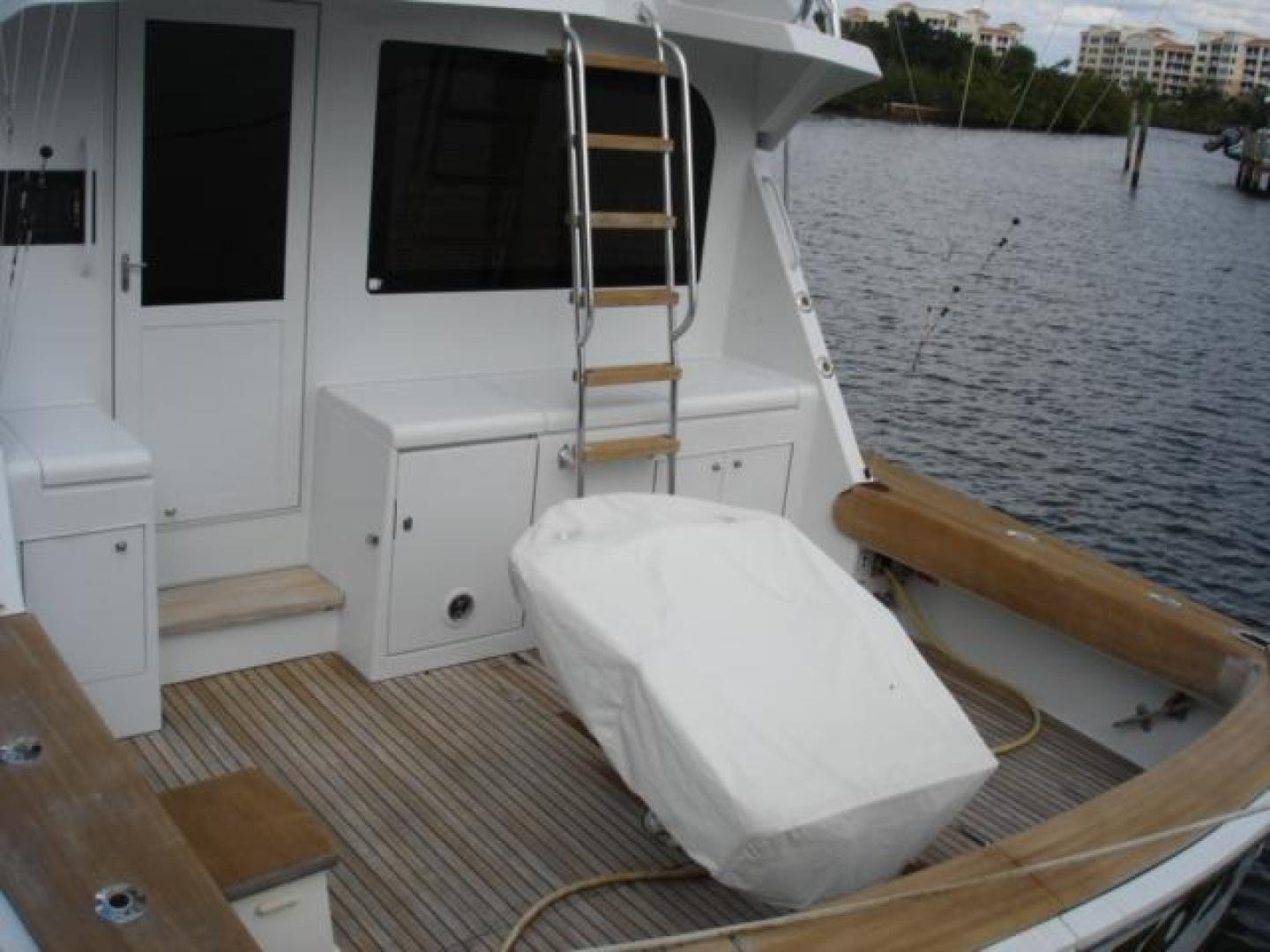 Hatteras-50 Convertible SF 2001-Kmteezer New Orleans-Louisiana-United States-Cockpit-371136 | Thumbnail