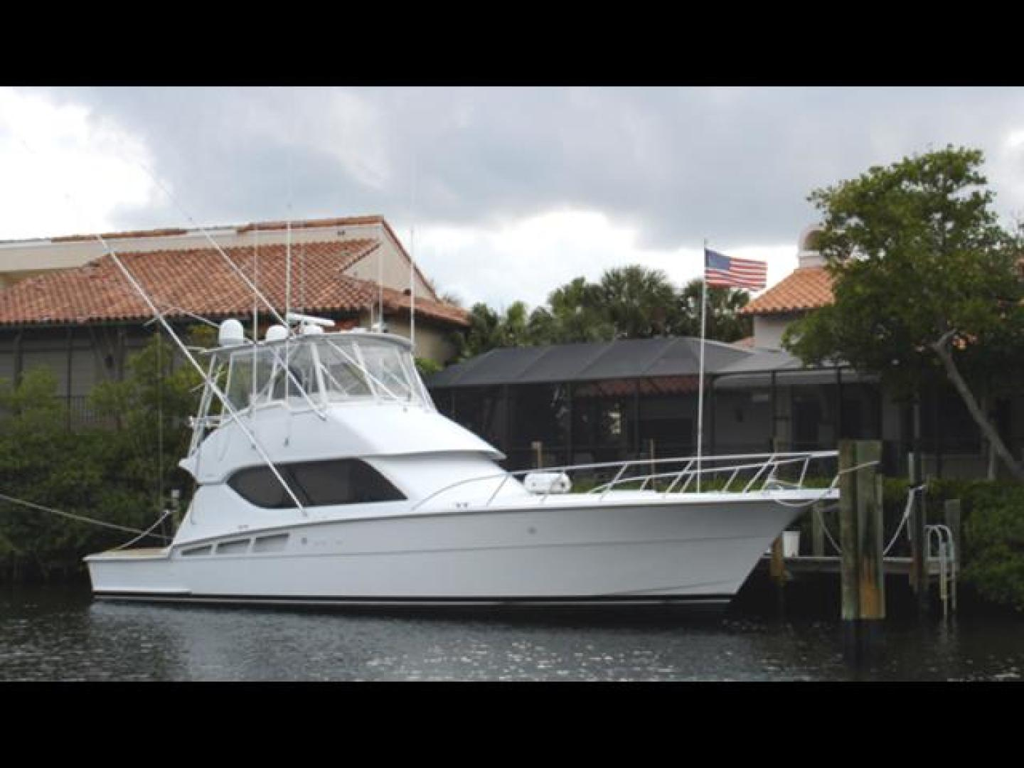 Hatteras-50 Convertible SF 2001-Kmteezer New Orleans-Louisiana-United States-Profile-371128 | Thumbnail