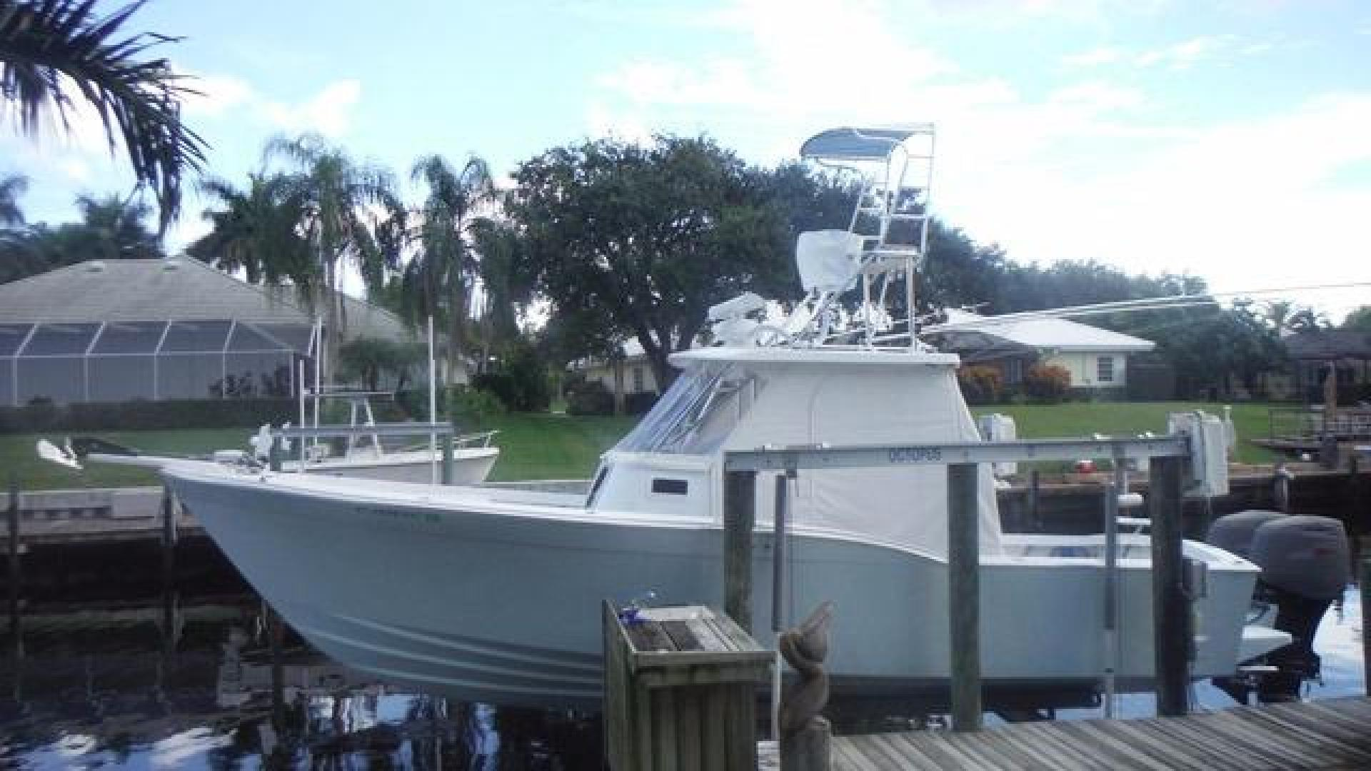 Mirage-Center Console 2004-Big Sea Stuart-Florida-United States-On Lift-919264 | Thumbnail