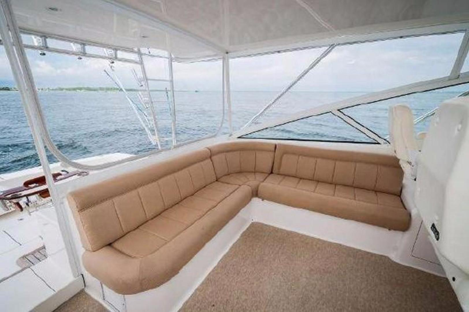 Viking-52 Open 2007-Galliot Jupiter-Florida-United States-Bridge Deck Seating-919847 | Thumbnail