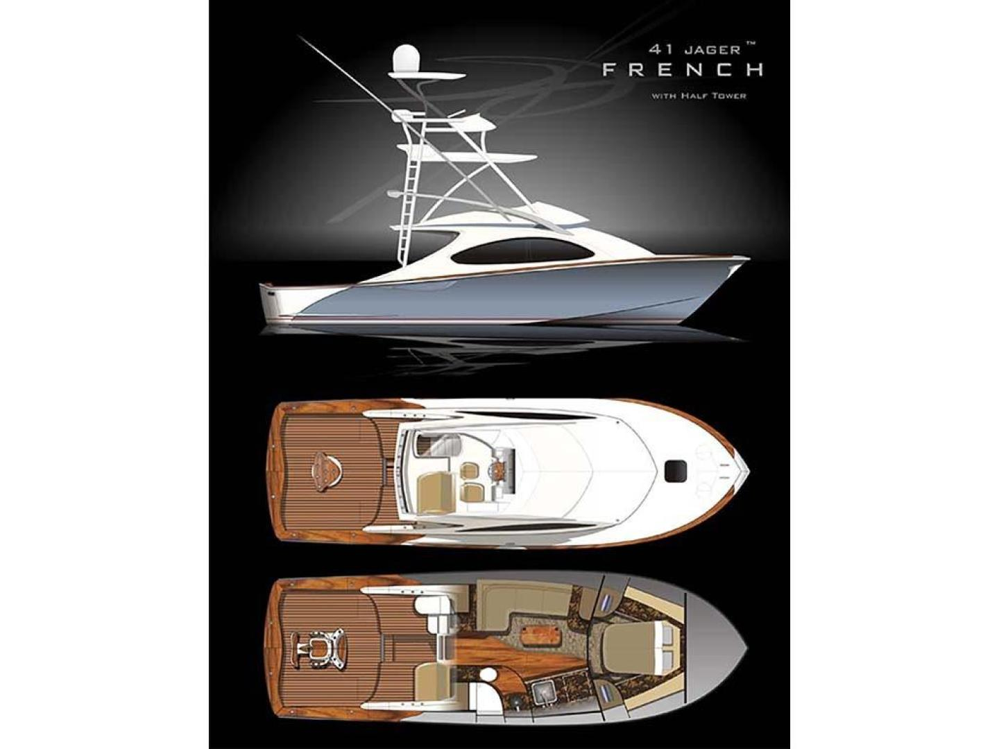 Picture Of: 41' French Yachts Jager 2019 Yacht For Sale | 2 of 4