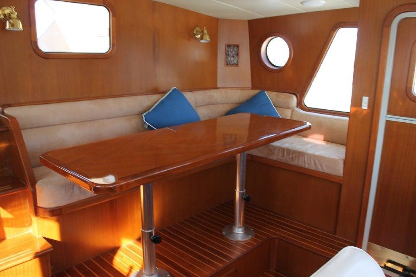 Integrity-496 Trawler 2007-Pier Pressure V St. Johns-Newfoundland And Labrador-Canada-Pilothouse Seating-920710 | Thumbnail
