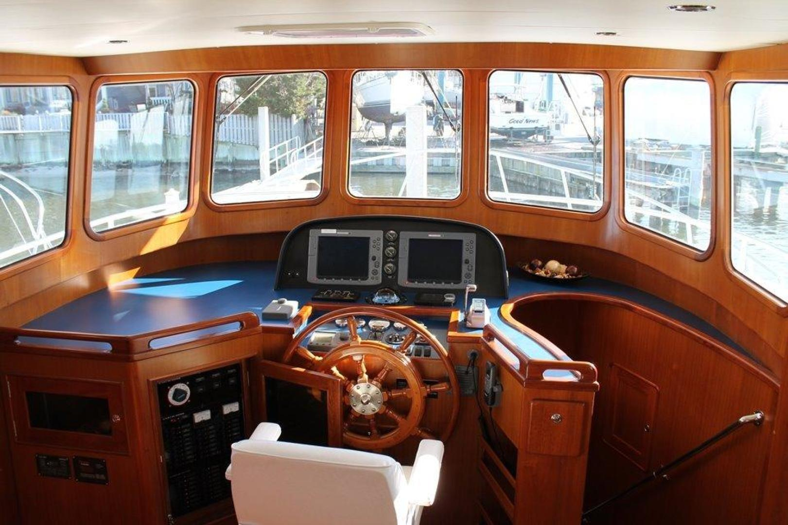 Integrity-496 Trawler 2007-Pier Pressure V St. Johns-Newfoundland And Labrador-Canada-Pilothouse-920708 | Thumbnail