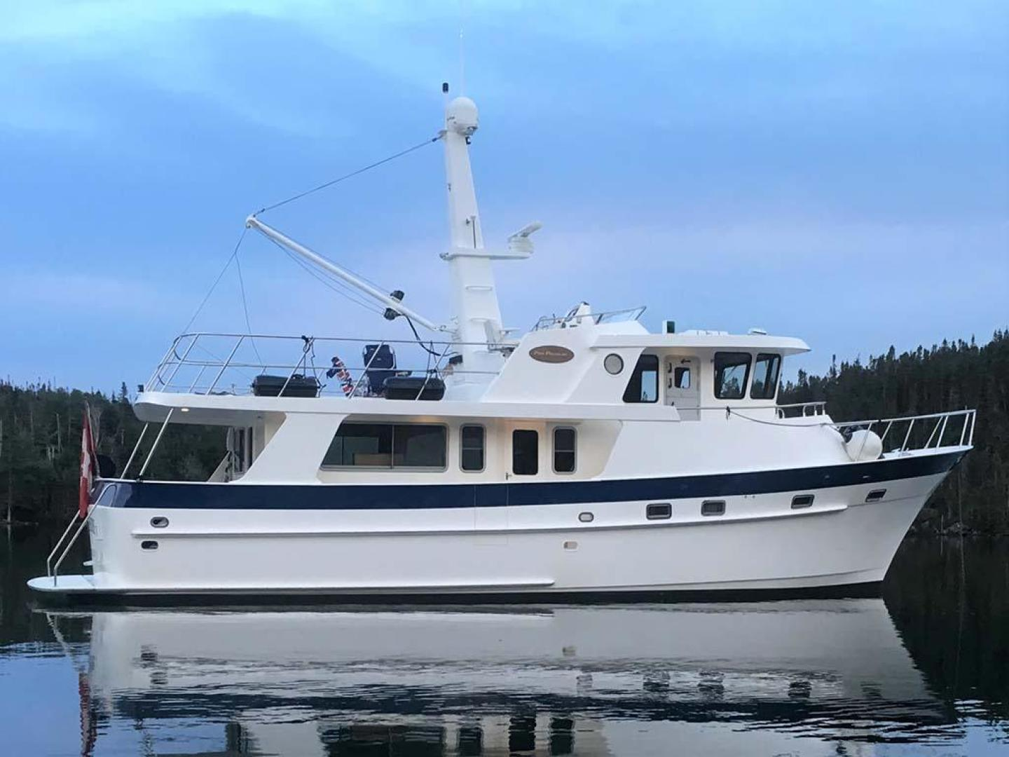 Integrity-496 Trawler 2007-Pier Pressure V St. Johns-Newfoundland And Labrador-Canada-Profile-920686 | Thumbnail