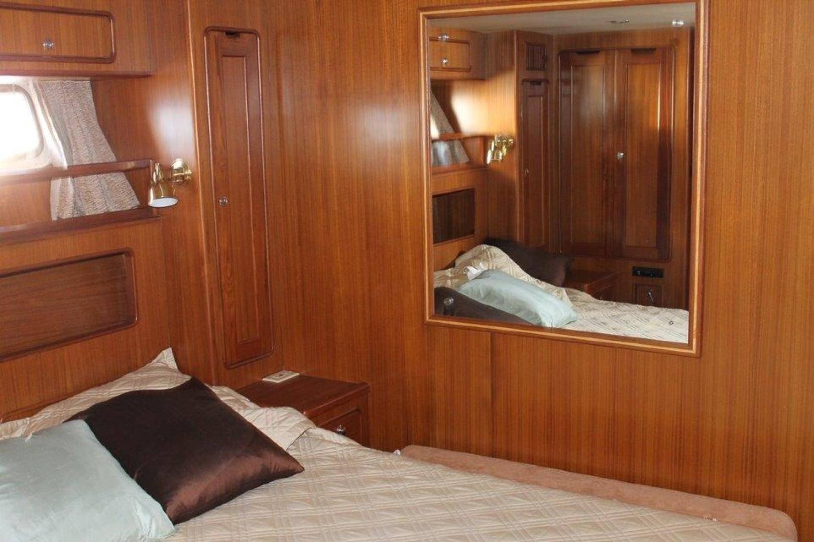 Integrity-496 Trawler 2007-Pier Pressure V St. Johns-Newfoundland And Labrador-Canada-Master Stateroom-920697 | Thumbnail