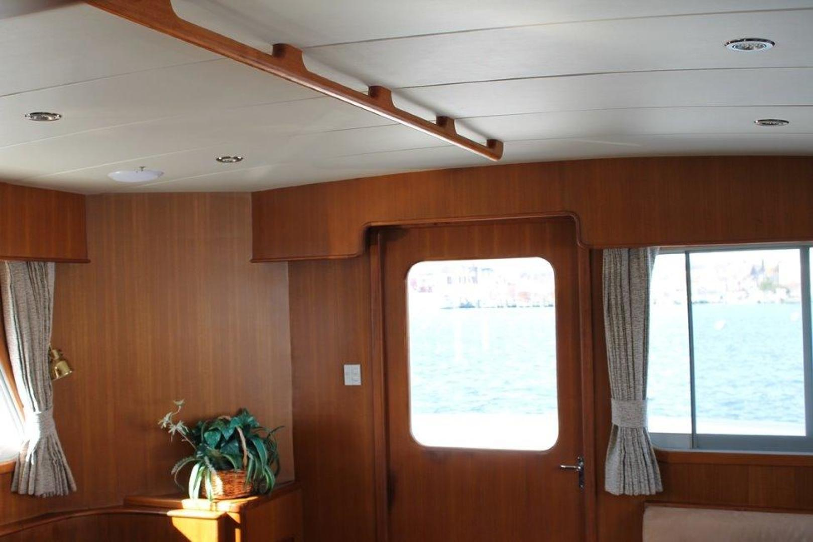 Integrity-496 Trawler 2007-Pier Pressure V St. Johns-Newfoundland And Labrador-Canada-Salon Headliner-920691 | Thumbnail