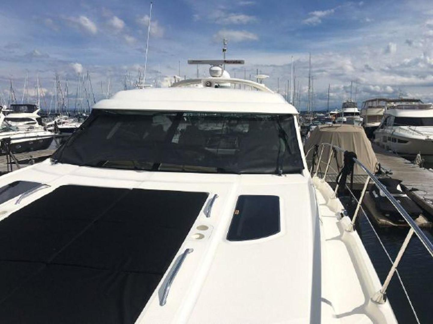 Sea Ray-55 Sundancer 2008 -Plattsburgh-New York-United States-Foredeck-920633 | Thumbnail