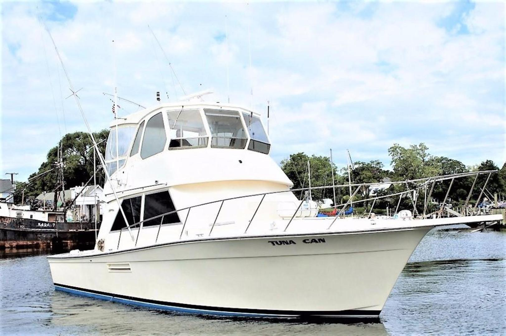 Henriques-44-Sportfish-1989--Long-Island-New-York-United-States-Starboard-Bow-929624