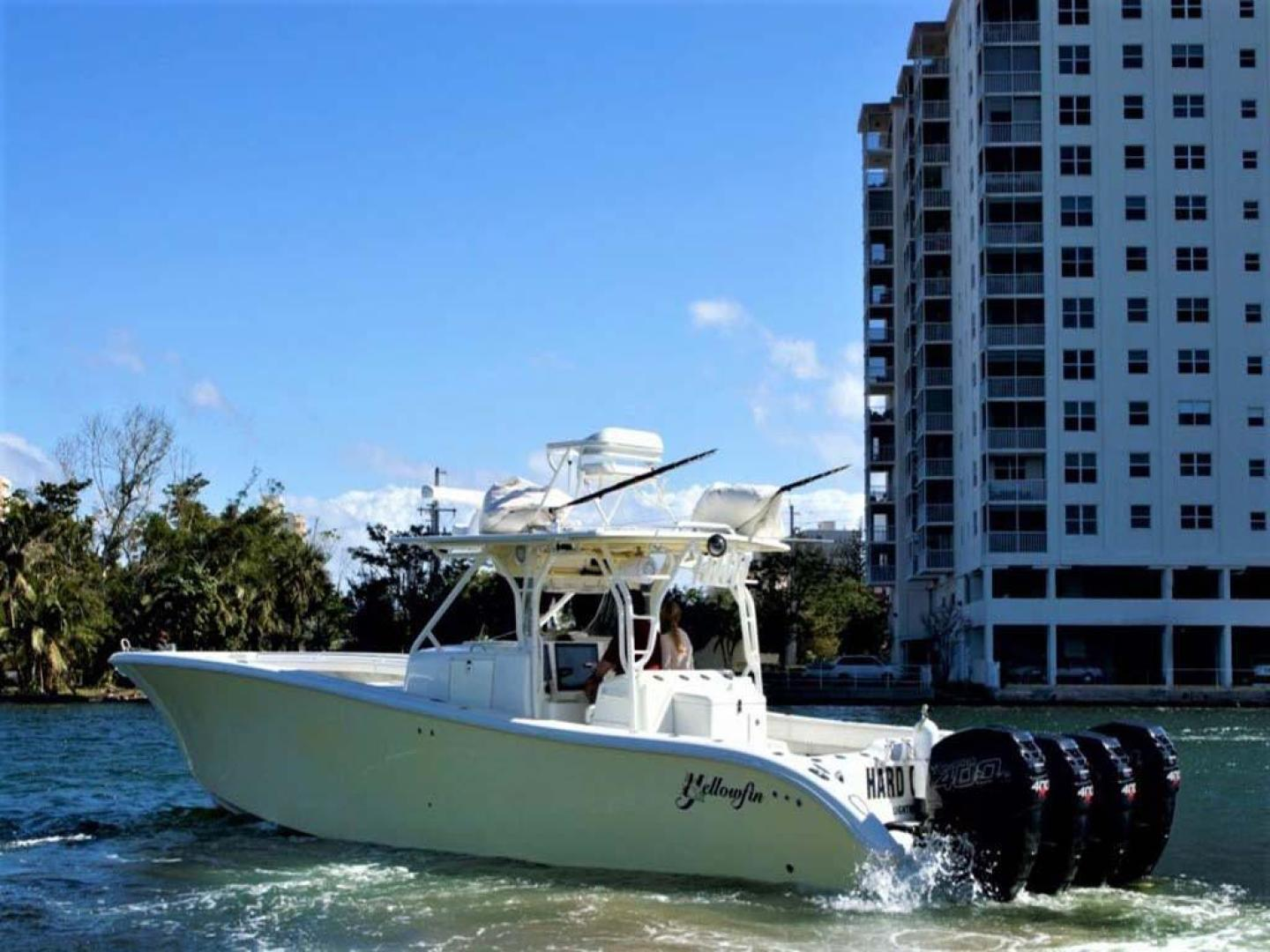 Yellowfin-42 Offshore 2009-Hard Charger Pompano-Florida-United States-Port-929744 | Thumbnail