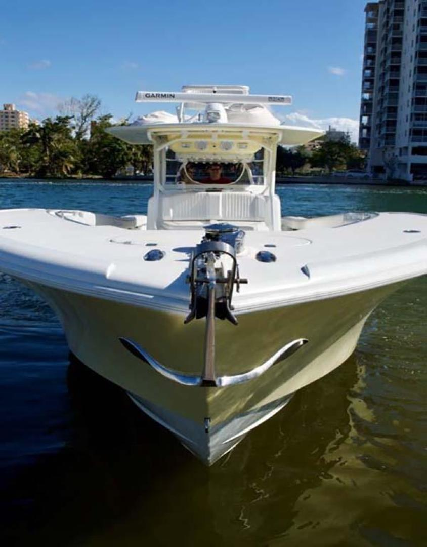 Yellowfin-42-Open-2009-Hard-Charger-Pompano-Florida-United-States-Pulpit-929749
