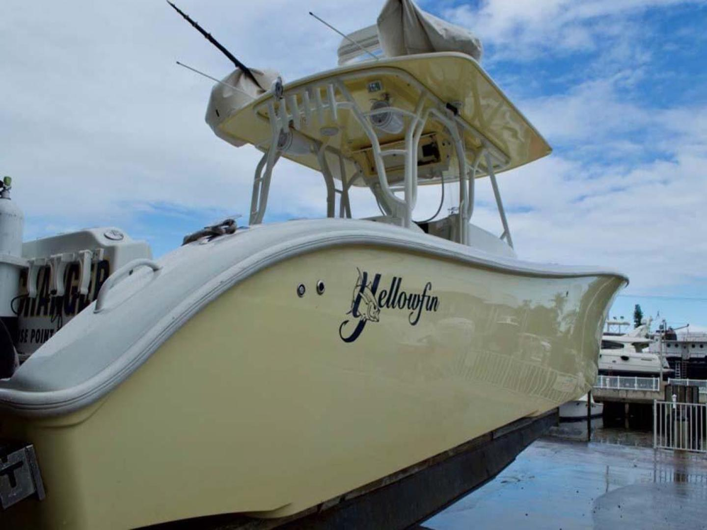 Yellowfin-42 Offshore 2009-Hard Charger Pompano-Florida-United States-Starboard-929747 | Thumbnail