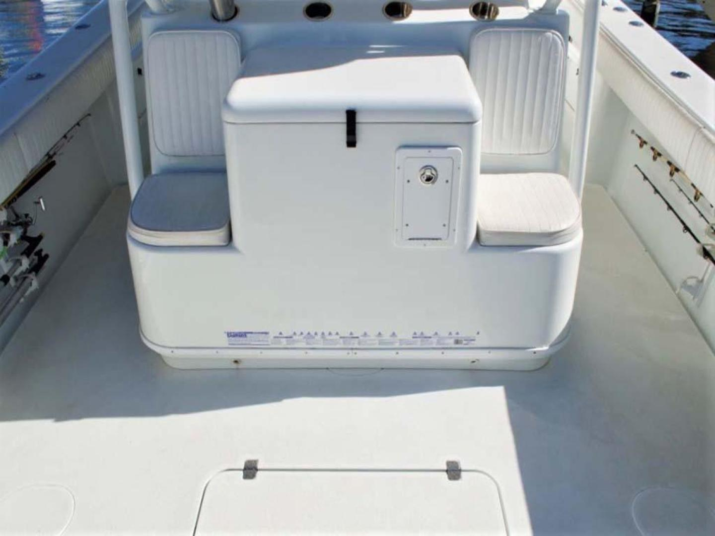 Yellowfin-42-Open-2009-Hard-Charger-Pompano-Florida-United-States-Aft-Facing-Seats-929770