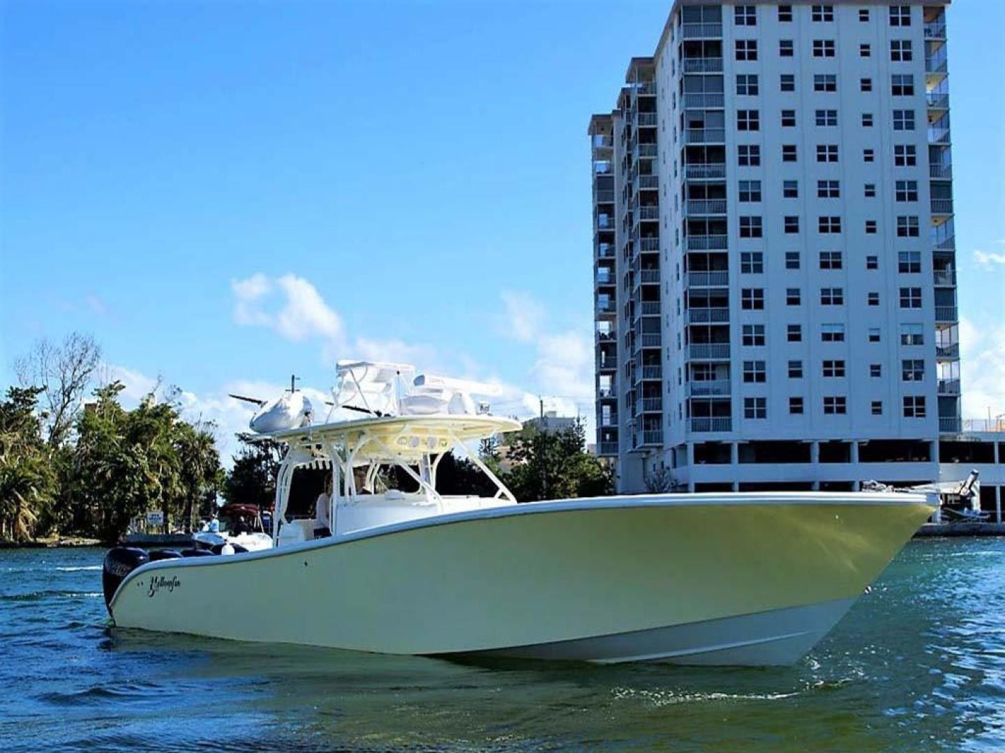 Yellowfin-42 Offshore 2009-Hard Charger Pompano-Florida-United States-Starboard-929748 | Thumbnail