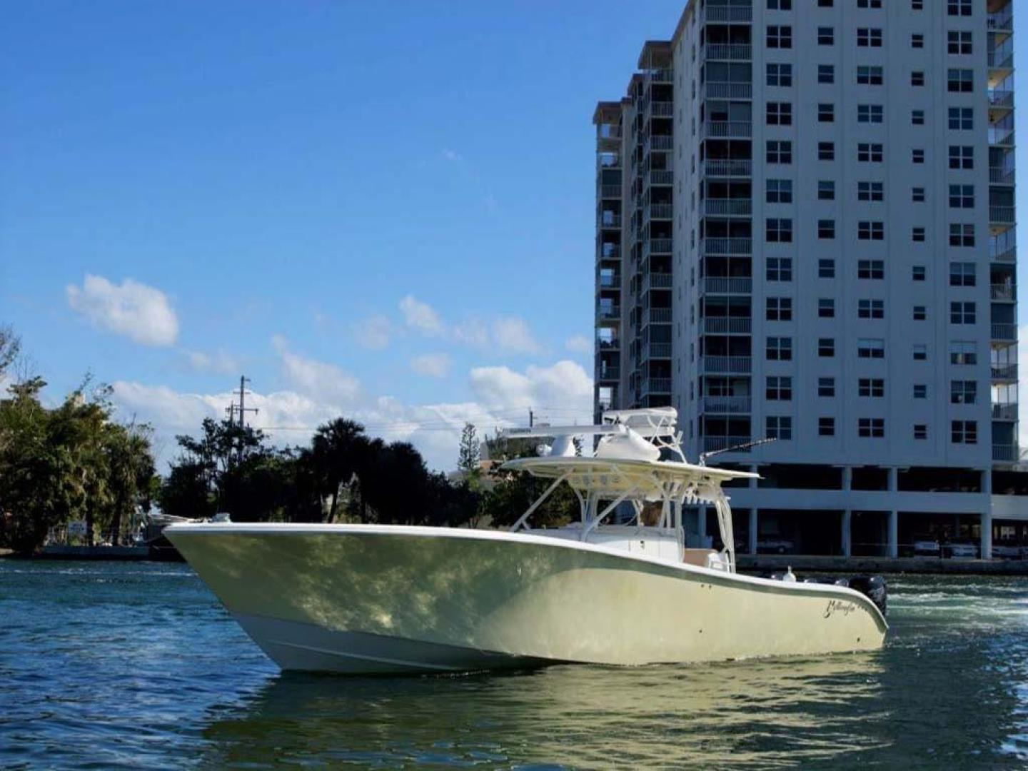 Yellowfin-42 Offshore 2009-Hard Charger Pompano-Florida-United States-Port-929742 | Thumbnail