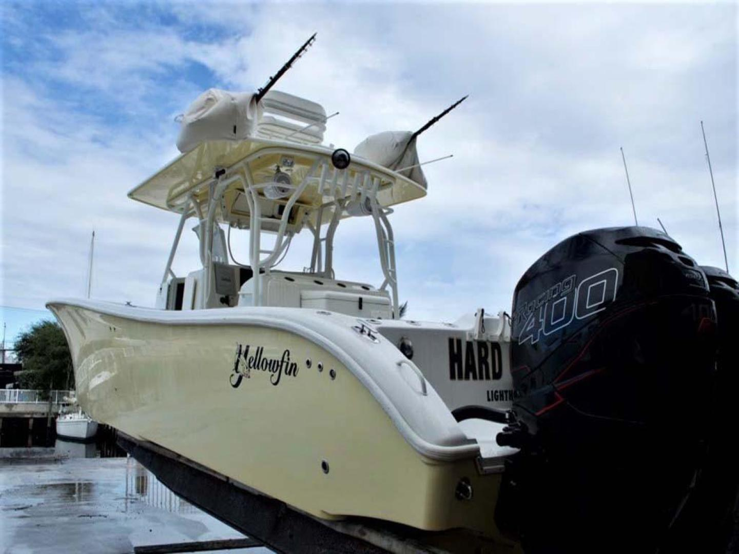 Yellowfin-42-Open-2009-Hard-Charger-Pompano-Florida-United-States-Port-929745