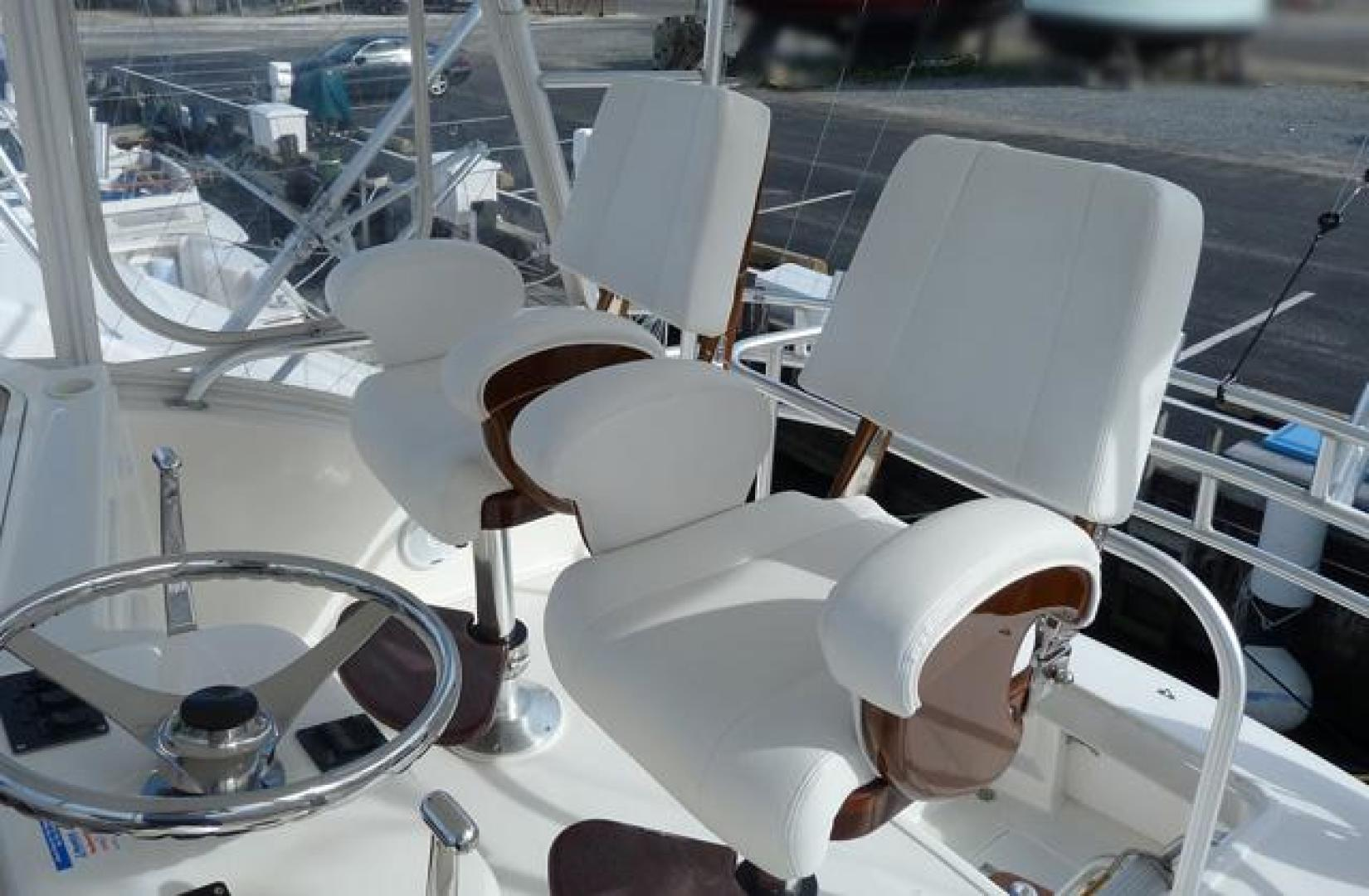 Ocean Yachts-46 Super Sport 2007-Nutz N Boltz Atlantic City-New Jersey-United States-Helm Seats-928354 | Thumbnail