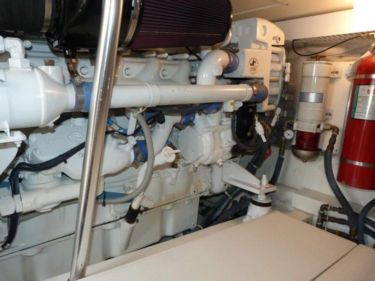 Ocean Yachts-46 Super Sport 2007-Nutz N Boltz Atlantic City-New Jersey-United States-Port Engine-928364 | Thumbnail