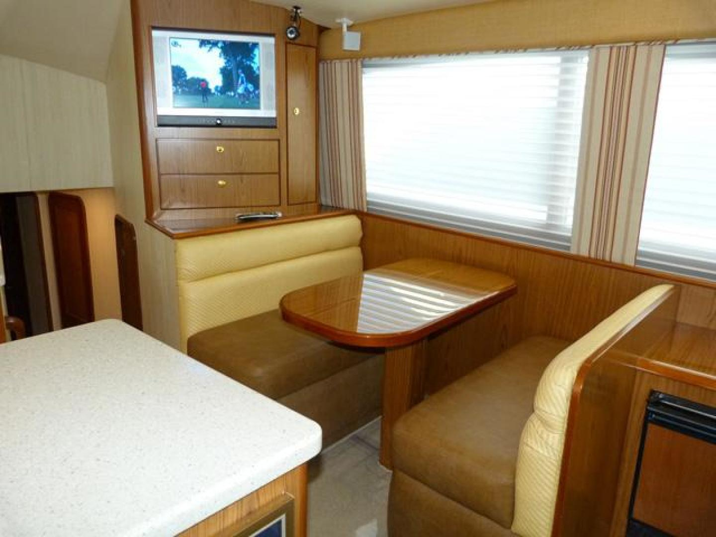 Ocean Yachts-46 Super Sport 2007-Nutz N Boltz Atlantic City-New Jersey-United States-Dinette-928331 | Thumbnail