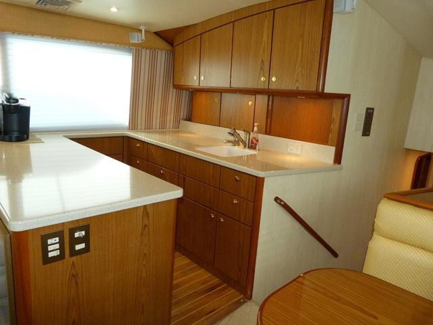 Ocean Yachts-46 Super Sport 2007-Nutz N Boltz Atlantic City-New Jersey-United States-Galley-928330 | Thumbnail