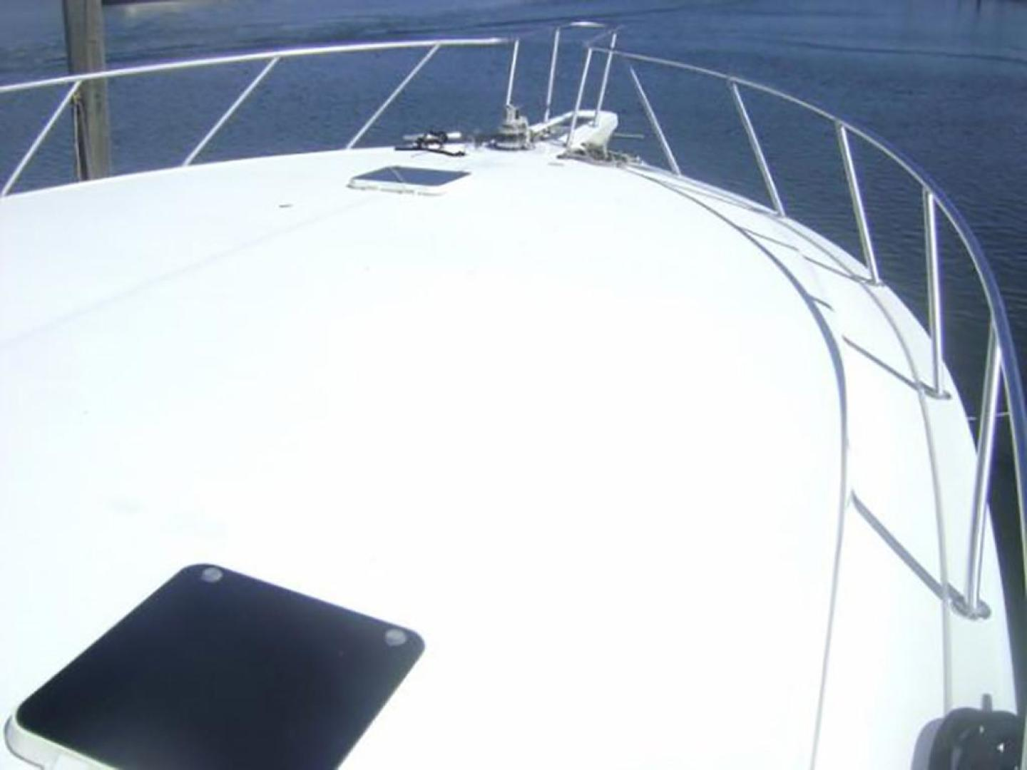 Viking-55 Convertible 1998-Wild Oats Cape May-New Jersey-United States-Foredeck-928414   Thumbnail