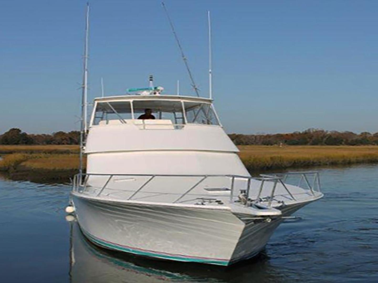 Viking-55 Convertible 1998-Wild Oats Cape May-New Jersey-United States-Starboard Bow-928438   Thumbnail