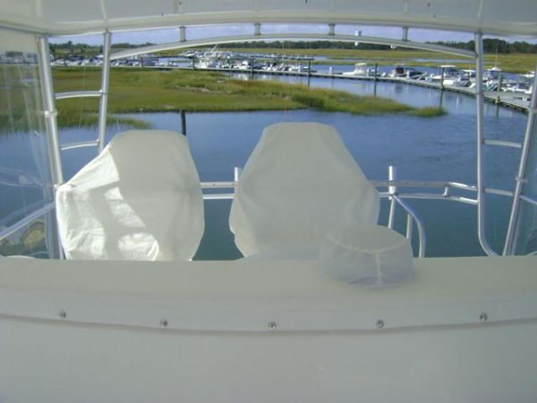 Viking-55 Convertible 1998-Wild Oats Cape May-New Jersey-United States-Bridge Seat Covers-928428   Thumbnail