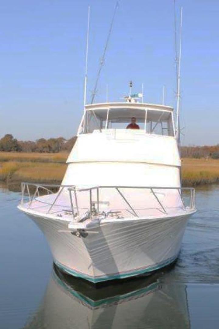 Viking-55 Convertible 1998-Wild Oats Cape May-New Jersey-United States-Bow-928435   Thumbnail