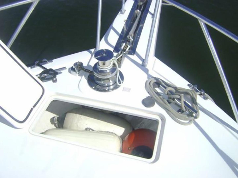 Viking-55 Convertible 1998-Wild Oats Cape May-New Jersey-United States-Windlass-928416   Thumbnail