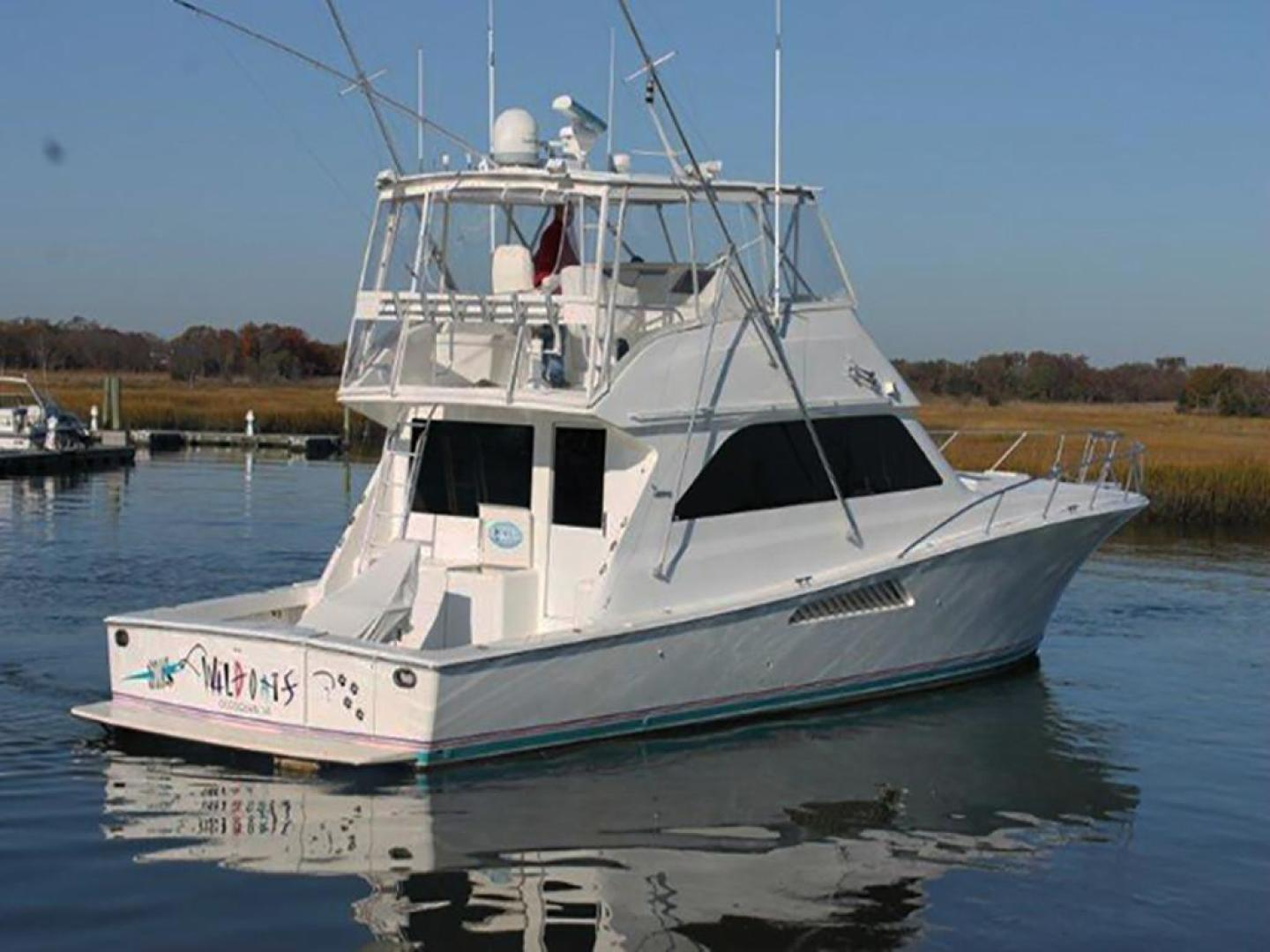 Viking-55 Convertible 1998-Wild Oats Cape May-New Jersey-United States-Starboard Aft-928439   Thumbnail