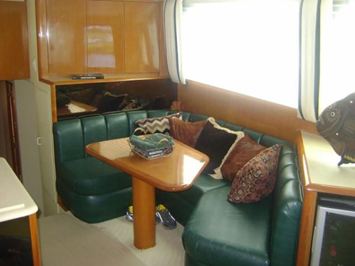 Viking-55 Convertible 1998-Wild Oats Cape May-New Jersey-United States-Dinette-928401   Thumbnail