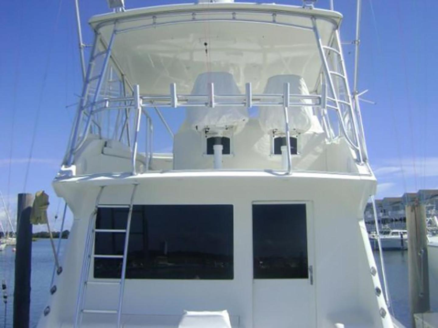 Viking-55 Convertible 1998-Wild Oats Cape May-New Jersey-United States-Flybridge-928419   Thumbnail