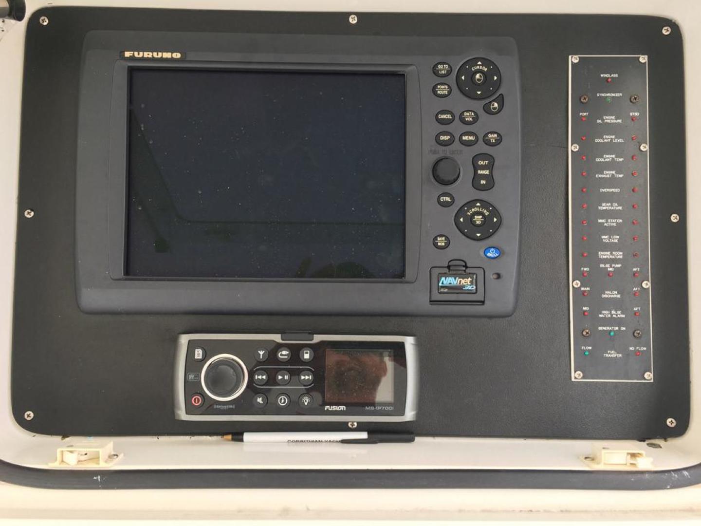 Viking-55 Convertible 1998-Wild Oats Cape May-New Jersey-United States-Bridge Helm Electronics (NEW)-928421   Thumbnail