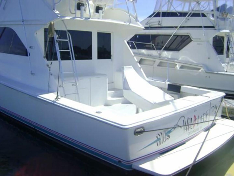 Viking-55 Convertible 1998-Wild Oats Cape May-New Jersey-United States-Swim Platform-928441   Thumbnail