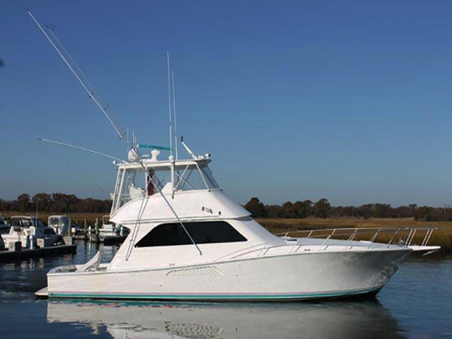 Viking-55 Convertible 1998-Wild Oats Cape May-New Jersey-United States-Starboard-928436   Thumbnail