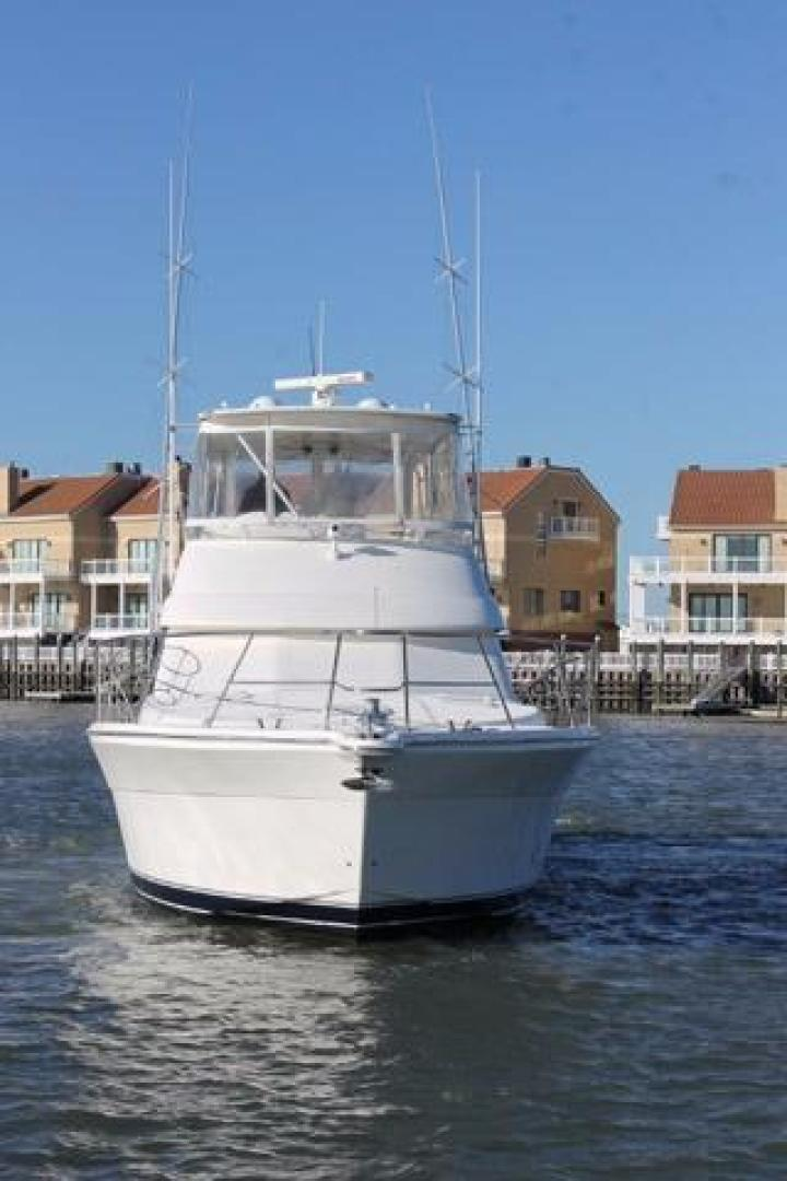 Riviera-Convertible 2008-Dolphin Seeker Wildwood-New Jersey-United States-Bow-928470 | Thumbnail