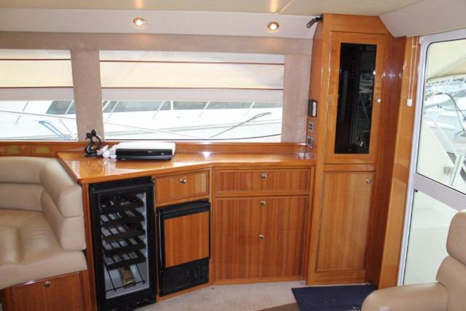 Riviera-Convertible 2008-Dolphin Seeker Wildwood-New Jersey-United States-Stbd Cabin-928445 | Thumbnail