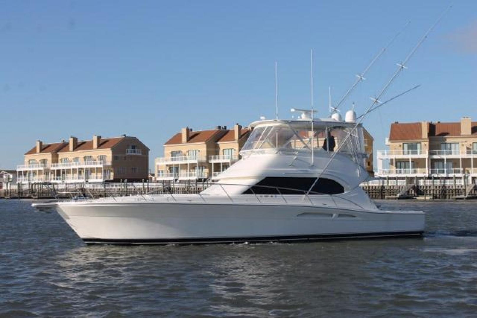 Riviera-Convertible 2008-Dolphin Seeker Wildwood-New Jersey-United States-Profile-928442 | Thumbnail