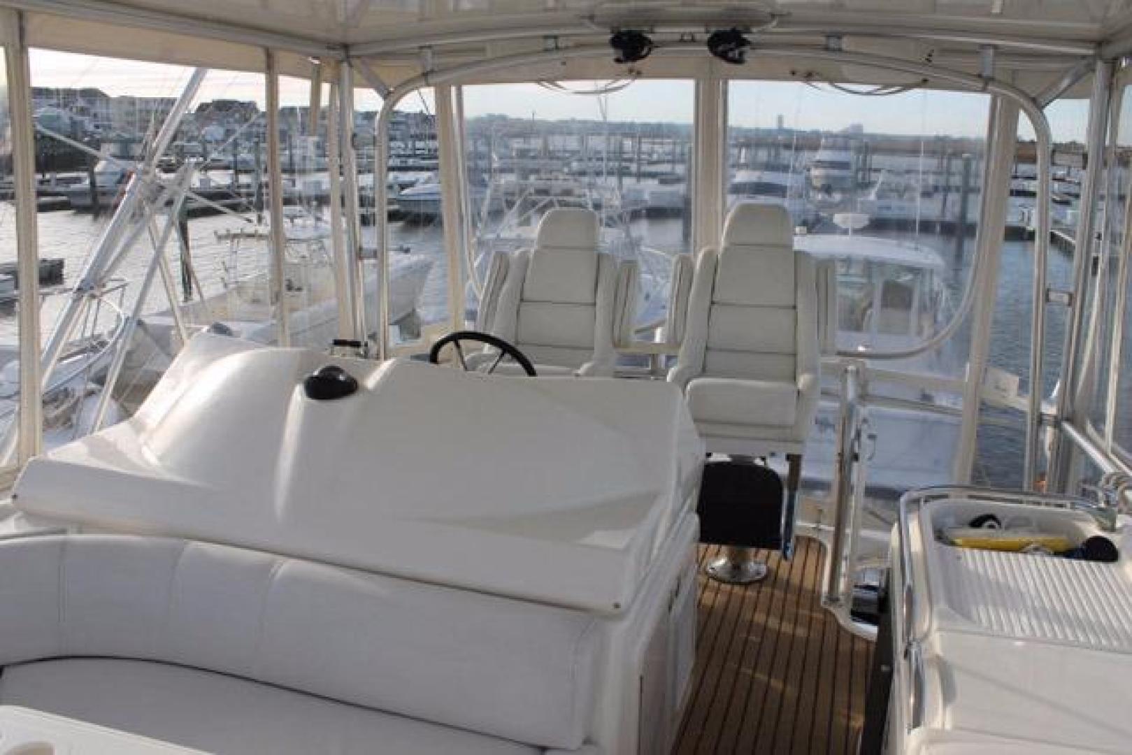 Riviera-Convertible 2008-Dolphin Seeker Wildwood-New Jersey-United States-Bridge-928462 | Thumbnail