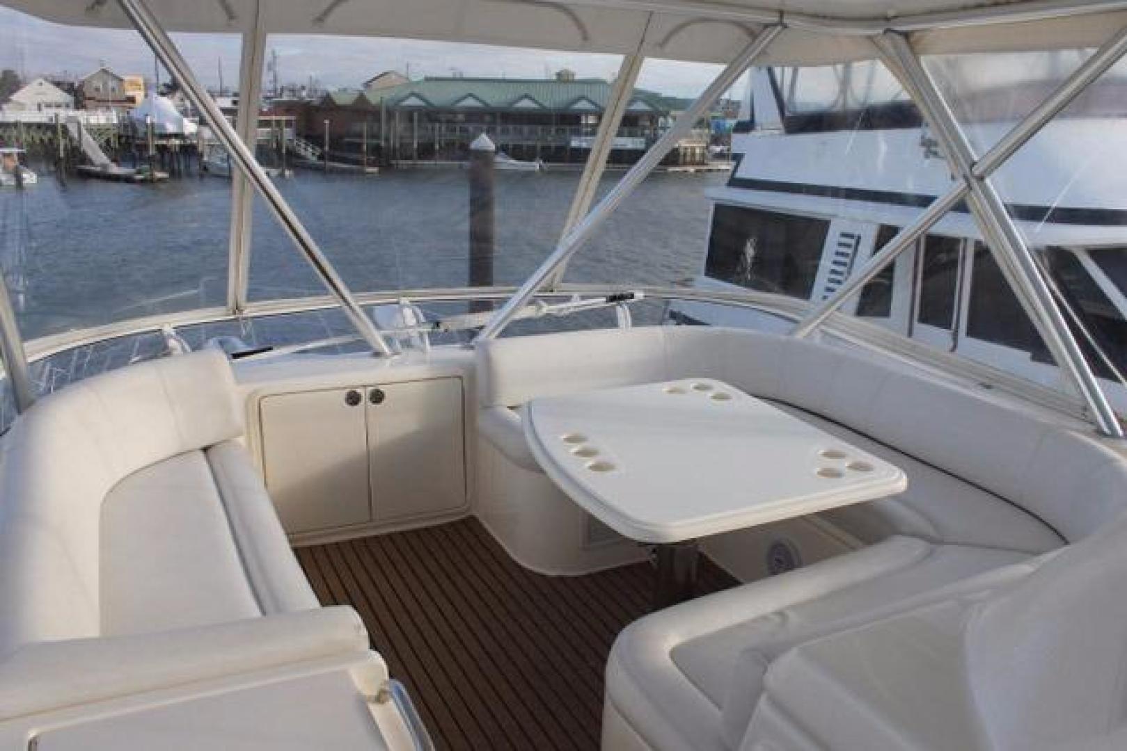 Riviera-Convertible 2008-Dolphin Seeker Wildwood-New Jersey-United States-Bridge Seating-928464 | Thumbnail
