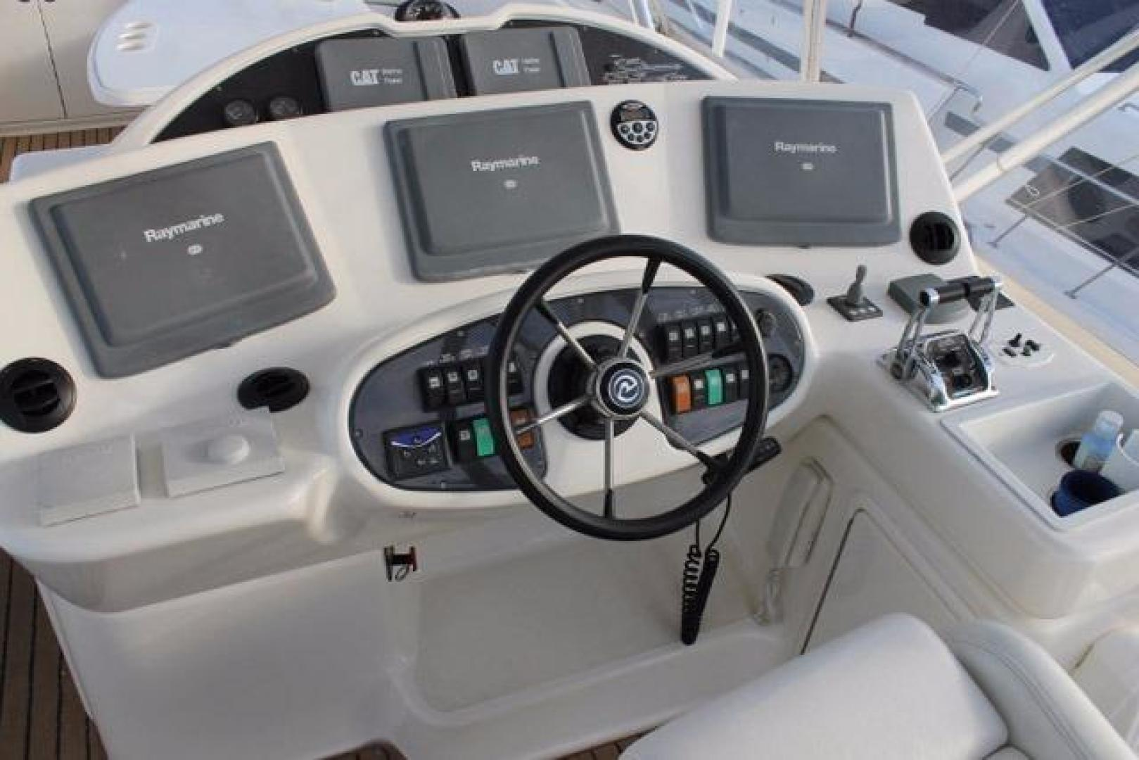 Riviera-Convertible 2008-Dolphin Seeker Wildwood-New Jersey-United States-Helm-928472 | Thumbnail
