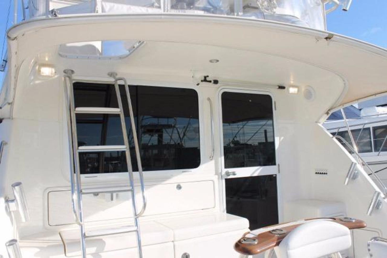 Riviera-Convertible 2008-Dolphin Seeker Wildwood-New Jersey-United States-Bulkhead-928467 | Thumbnail