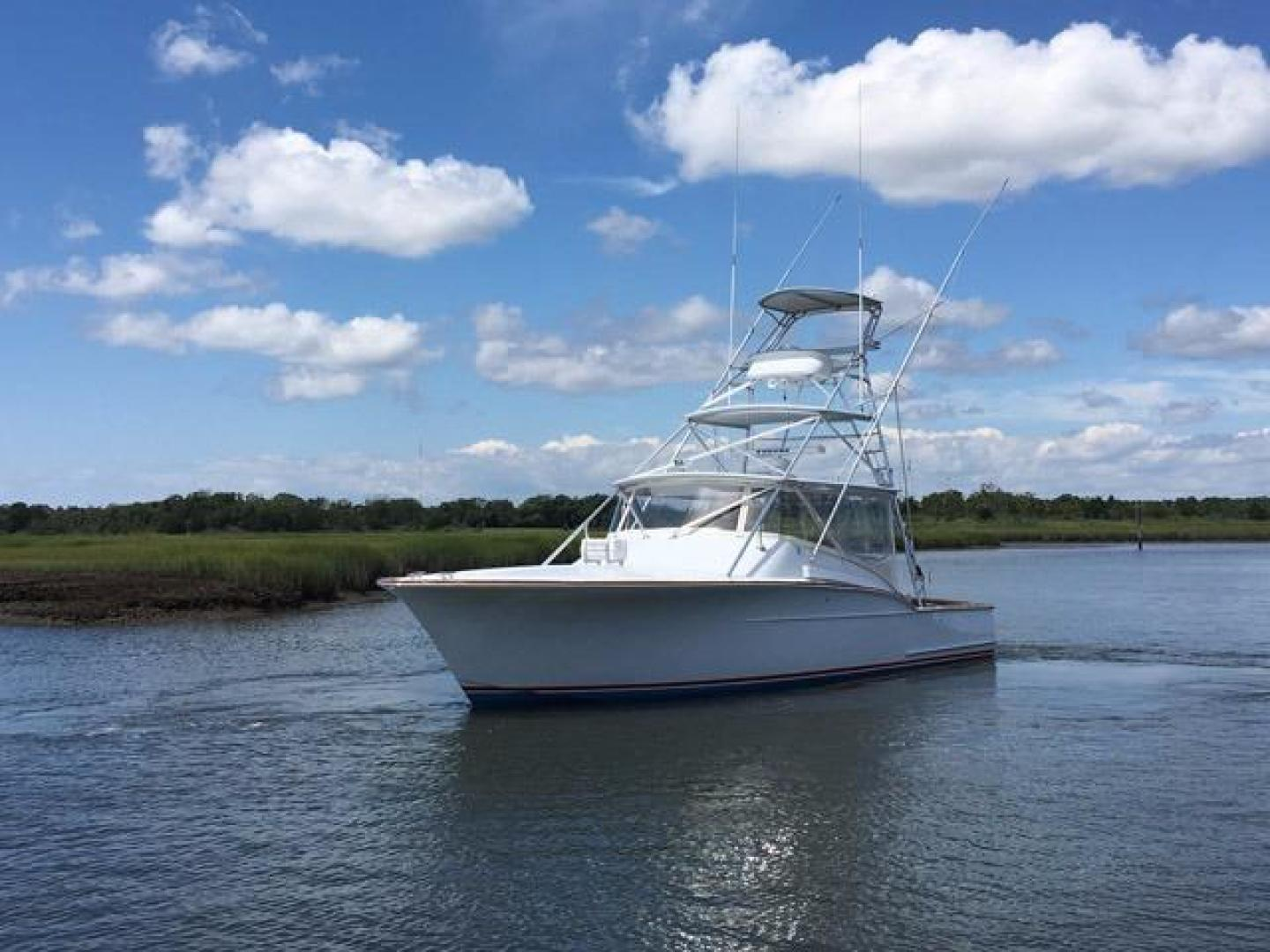 Custom Carolina-Express Desanti 2005-Mac   Daddy Cape May-New Jersey-United States-Port Bow-928731 | Thumbnail